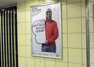 Plakatwerbung Berlin